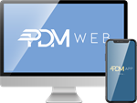 PDM Web and PDM App